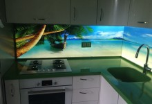 Кухня - райский уголок!