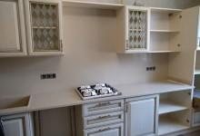 Кухонная столешница из кварцевого агломерата