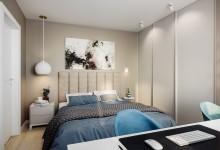 Квартира 60 кв. м в современном стиле