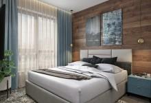 Квартира 80 кв.м. в современном стиле в ЖК Квартал 38А