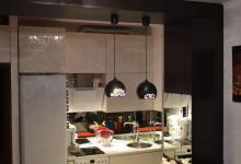 Квартира-студия 25 кв.м (жизнь после проекта – кухня)