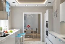 Квартира в современном минимализме