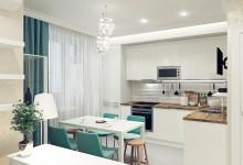 Дизайн квартиры 50 кв. метров