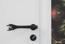 Дверные ручки природной формы