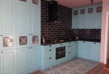 Любовь к бирюзовому - или помогите дооформить кухню.