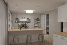 Типовой проект квартиры-студии