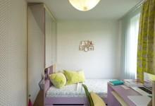 Маленькая спальная для девочки 5 лет