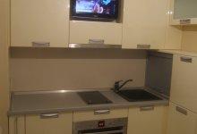 Маленькая кухонька в доме серии 1605/12 на Домодедовской