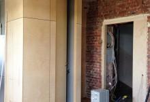 Межкомнатные двери из фанеры