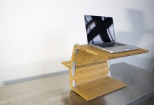 Мини-стол для ноутбука