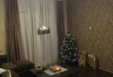 Моя квартира в новогоднем оформлении