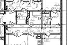 Выбор планировки квартиры и расстановка мебели)