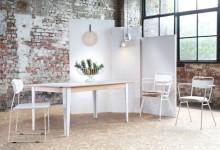 Столы и стулья в стиле бистро