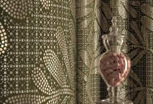 Мини-мозаика: узоры из стекла