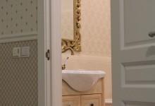 Наш первый ремонт: Ванильная ванная комната