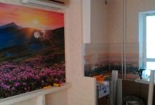 Наш ремонт в кухне-гостиной близок к завершению))