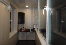 Наш ремонт (Владивосток), часть 3. Гостиная и лоджия