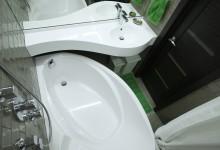 """""""Наше гнездо"""". Ванная комната. Оптимизация пространства."""
