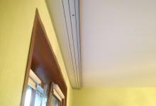 Натяжной потолок с потолочным карнизом (2)
