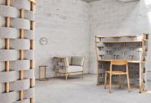 Простая уютная мебель