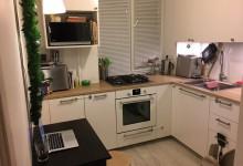 Не с начала) Малогабаритная кухня в хрущевке и посудомойка