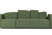 Небрежный диван