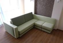 Необычный диван в квартиру-студию