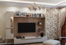 Неоклассика + современный стиль в гостиной: 2 в 1