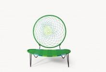 Кресло-«ловец снов»