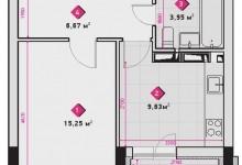 Объединенный санузел 4 м. Как спланировать?