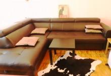 Очень большой диван!
