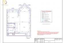 Очень нужна помощь с планировкой квартиры для молодой семьи!
