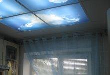 Окно в небо, или Ремонт на кухне 5,5 кв.м.