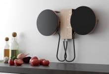 Плита на стене и другие идеи для мини-кухни