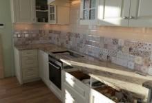Кухонная столешница из гранита Ривер Вайт