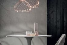 Парящий свет: уточенные подвесные светильники