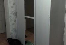 Перекраска (часть3). Шкафы