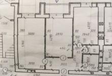 Перепланировка 2-х комнатной квартиры для троих V2.0