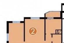 перепланировка 2к квартиры