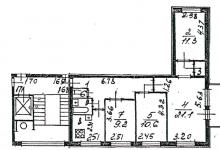 Перепланировка четырехкомнатной квартиры. Согласуют?
