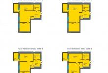 Перепланировка квартиры для сдачи в аренду