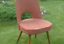 Первый опыт. Реставрация старого кресла