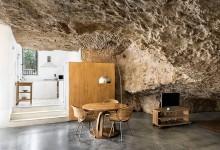 Необычные интерьеры. Пещерные люди XXI века