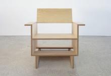 Мебель из фанеры: архитектурное вдохновение