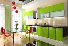 Планировка кухни: взгляд изнутри