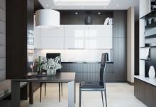 Подборка классных кухонь
