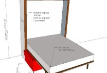 Помогите расставить мебель. Спальня-гостинная.