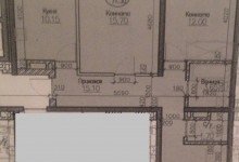 Помогите с перепланировкой 3х-комнатной квартиры.