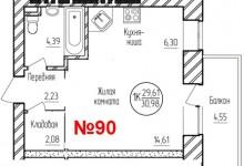 Помогите с планировкой квартиры-студии!