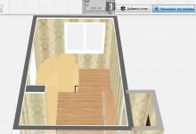 Помогите с расстановкой мебели в гостиной 18кв.м